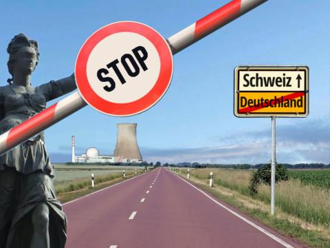 Strasse, Stopschild